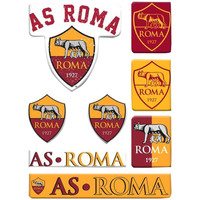 Indretning Klistermærker As Roma TA855 Yellow/Red