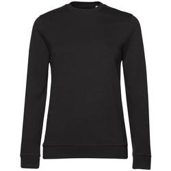 textil Dame Sweatshirts B&c WW02W Black