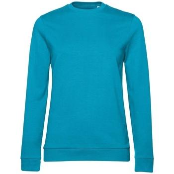 textil Dame Sweatshirts B&c WW02W Bermuda Blue