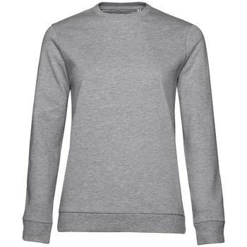 textil Dame Sweatshirts B&c WW02W Grey Heather