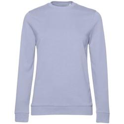 textil Dame Sweatshirts B&c WW02W Lavender Purple