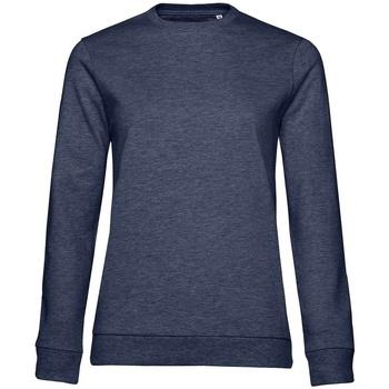 textil Dame Sweatshirts B&c WW02W Navy Heather