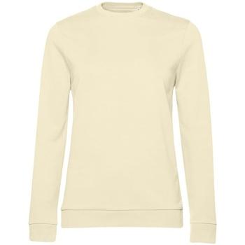 textil Dame Sweatshirts B&c WW02W Pale Yellow