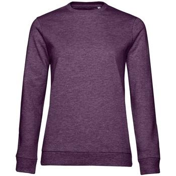 textil Dame Sweatshirts B&c WW02W Purple Heather