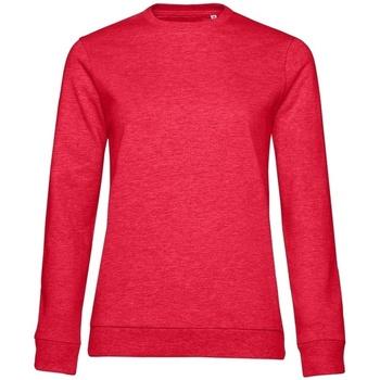 textil Dame Sweatshirts B&c WW02W Red Heather