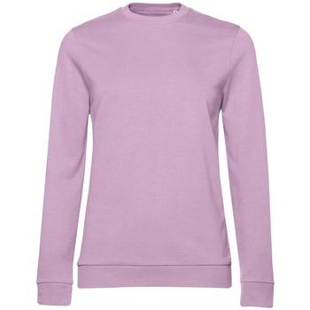 textil Dame Sweatshirts B&c WW02W Candy Pink
