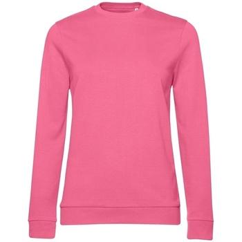 textil Dame Sweatshirts B&c WW02W Light Pink