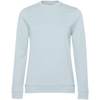 textil Dame Sweatshirts B&c WW02W Sky Blue
