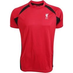 textil T-shirts m. korte ærmer Liverpool Fc  Red/Black