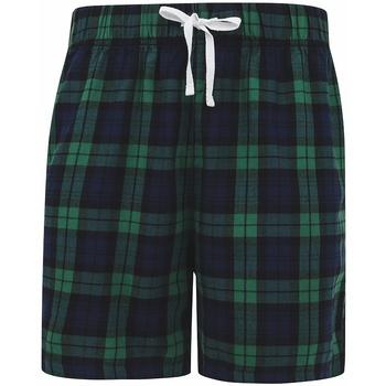 textil Herre Shorts Sf SF82 Navy/Green