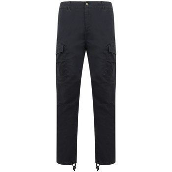 textil Cargo bukser Front Row FR625 Navy
