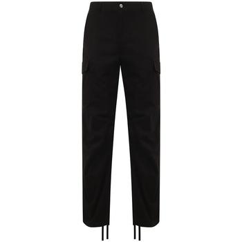 textil Cargo bukser Front Row FR625 Black