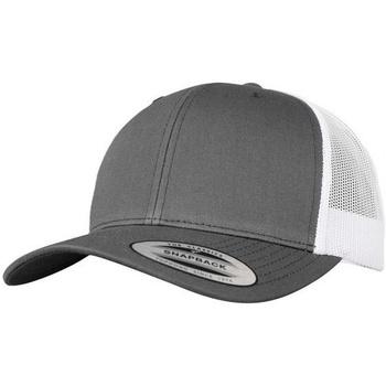 Accessories Kasketter Flexfit  Dark Grey/White