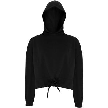 textil Dame Sweatshirts Tridri TR085 Black