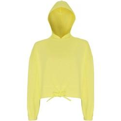 textil Dame Sweatshirts Tridri TR085 Lemon