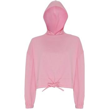textil Dame Sweatshirts Tridri TR085 Light Pink