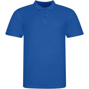 textil Polo-t-shirts m. korte ærmer Awdis JP100 Royal Blue