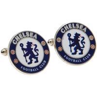Ure & Smykker Herre Manchetknapper Chelsea Fc  Blue