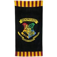 Indretning Strandhåndklæde Harry Potter TA5996 Black