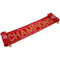 Accessories Halstørklæder Liverpool Fc  Red/Gold