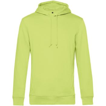 textil Herre Sweatshirts B&c WU33B Lime