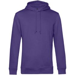 textil Herre Sweatshirts B&c WU33B Radiant Purple