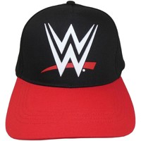 Accessories Kasketter Wwe  Black/Red