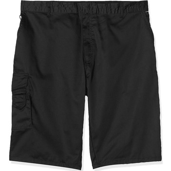 textil Herre Shorts Portwest PW128 Black