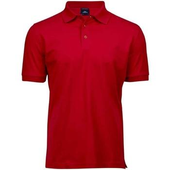 textil Herre Polo-t-shirts m. korte ærmer Tee Jays T1405 Red