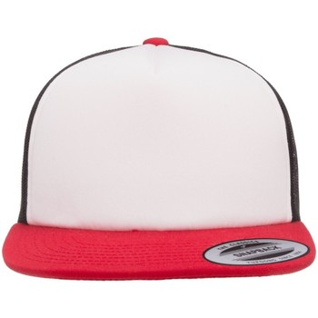 Accessories Kasketter Flexfit By Yupoong YP076 Black/White/Red