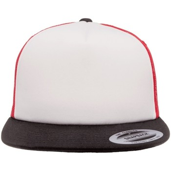 Accessories Kasketter Flexfit By Yupoong YP076 Red/White/Black