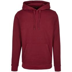 textil Herre Sweatshirts Build Your Brand BB001 Burgundy