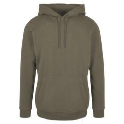textil Herre Sweatshirts Build Your Brand BB001 Olive