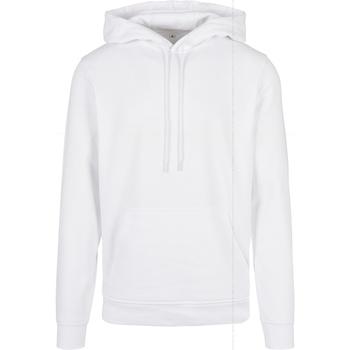 textil Herre Sweatshirts Build Your Brand BB001 White