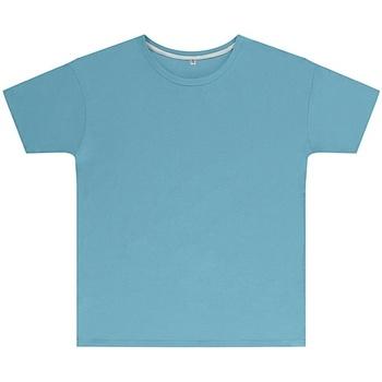 textil Børn T-shirts m. korte ærmer Sg SGTEEK Sky Blue