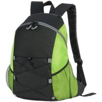 Tasker Rygsække  Shugon SH7237 Black/Lime Green