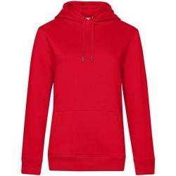textil Dame Sweatshirts B&c WW03Q Red