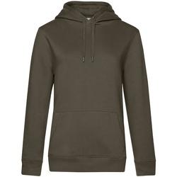 textil Dame Sweatshirts B&c WW03Q Khaki Green