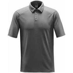 textil Herre Polo-t-shirts m. korte ærmer Stormtech SPL-1 Charcoal Heather