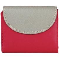 Tasker Dame Tegnebøger Eastern Counties Leather  Pink/Grey