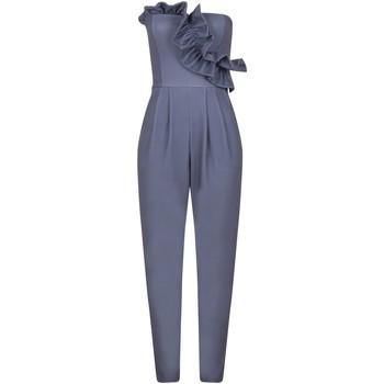textil Dame Buksedragter / Overalls Girls On Film  Grey