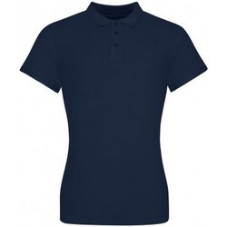 textil Dame T-shirts & poloer Awdis JP100F Oxford Navy