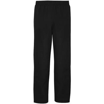 textil Herre Træningsbukser Awdis JC081 Jet Black