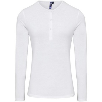 textil Dame Tunikaer Premier PR318 White