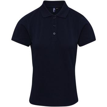 textil Dame T-shirts & poloer Premier PR632 Navy