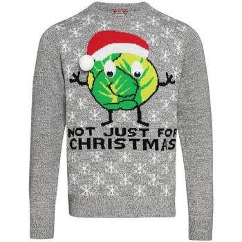 textil Sweatshirts Christmas Shop CJ004 Grey