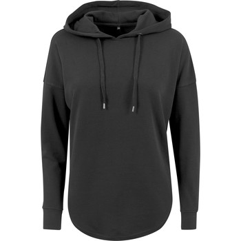 textil Dame Sweatshirts Build Your Brand BY037 Black