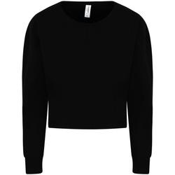 textil Dame Sweatshirts Awdis JH035 Deep Black
