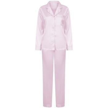 textil Dame Pyjamas / Natskjorte Towel City TC055 Light Pink