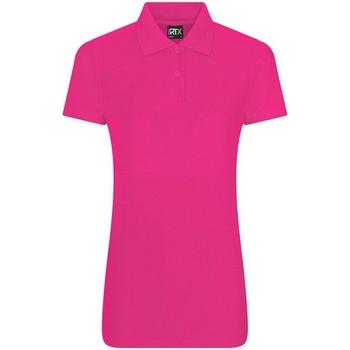 textil Dame T-shirts & poloer Pro Rtx  Fuchsia